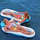 Two Person Float with Cup Holders