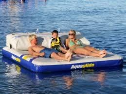 3 Person Lounge Float