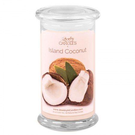 Island Coconut Candle