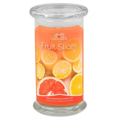 Fruit Slices Candle