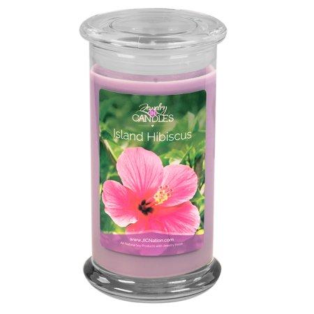 Island Hibiscus Candle free