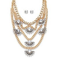 Multi Tier Necklace