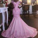 Light Lavender Prom Dress