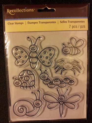 recollections- 7 stamps - dont bug me