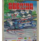Vintage 1991 Superflow 12 Hours of Sebring Poster