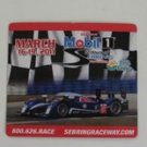 2011 Mobil1 12 Hours of Sebring Magnet