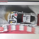 2014 IMSA 911 RSR Porsche Motorsports Racing Team Hero Card