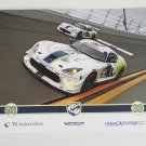 2015 Rolex 24 at Daytona Viper Exchange GT3-R Team Hero Card