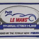 2008 Petit Le Mans ALMS Patch