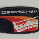 IMSA Sports Car 3 inch long Patch