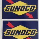Sunoco Fuel Stickers
