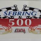 FARA Sebring 500 Sticker