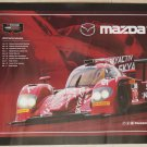 Mazda SkyActiv P2 Racing IMSA TUDOR Poster
