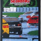2016 PCA Porsche Club of America 48 Hours at Sebring Poster Porsche Poster
