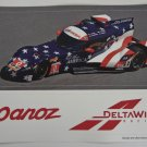 Panoz DeltaWing Racing Sticker