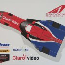 2015 IMSA Deltawing DWC-13 Racing Team Hero Card