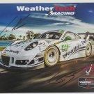 2016 Autographed Alex Job Weather Tech Porsche Racing Team Hero Card