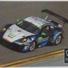 2016 The Heart of Racing Alex Job Porsche Racing Team Hero Card