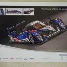 2012 Peugeot 908 HDI FAP LeMans P1 Poster