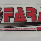 FARA Formula & Automobile Racing Association Sticker FARA Sticker
