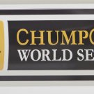Chump Car World Series Sticker