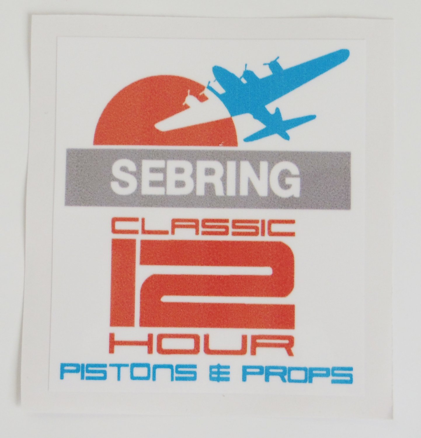 sebring classic 12 hour test day tech sticker hsr dec 1 4. Black Bedroom Furniture Sets. Home Design Ideas