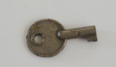 Vintage Barrel Key