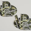 Camo VP Racing Fuels Stickers