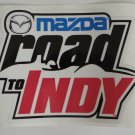 Mazda Road to Indy Sticker