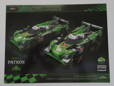 ESM Nissan Nismo DPi LMP2 IMSA Photo Hero Card WTSC