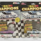 Racing Champions No. 28 22 Nascar Die Cast Cars