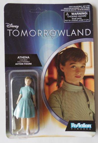 Disney Movie Tomorrowland Athena Action Figure