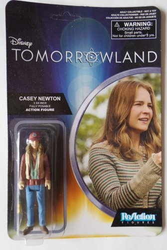 Disney Movie Tomorrowland Britt Robertson Action Figure