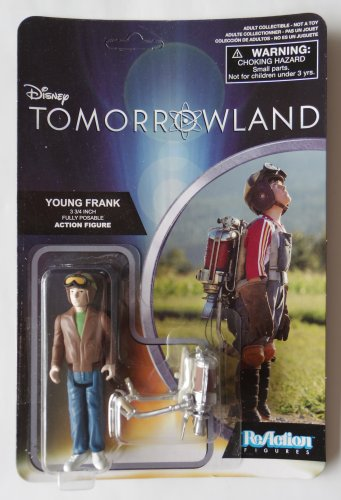 Disney Movie Tomorrowland Young Frank Action Figure