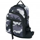 Extreme Pak™ Black and Gray Urban Camouflage Backpack FREE SHIPPING