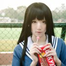 Kyoukai no Kanata Nase Mitsuki straight cosplay wig