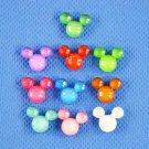 Mickey Multi-Color Flatbacks