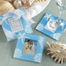"""Four Seasons"" Glass Photo Coasters"