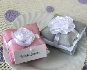 Satin Pillow Scented Sachets Wedding Favors