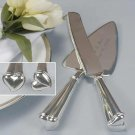 The Love Cake Server Set - Personalized
