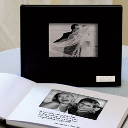 Personalized Digital Photo Guestbook