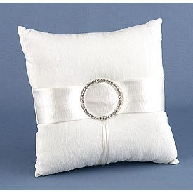 """Dazzling Romance"" Pillow"