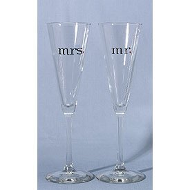 """""""Together at Last"""" Mr. and Mrs. Flutes"""