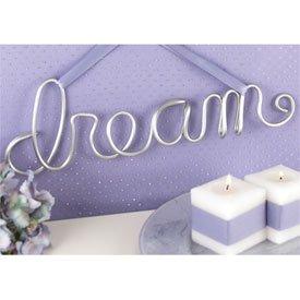 Aluminum Art - Dream Wedding Decoration