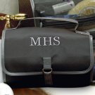 Personalized Men's Micro Fiber Toiletry Bag - Groomsmen Gift