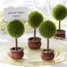Topiary Photo Holder/Place Card Holder - Wedding Favors