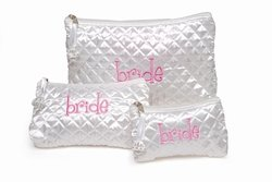 Bride 3 Piece Cosmetic Set