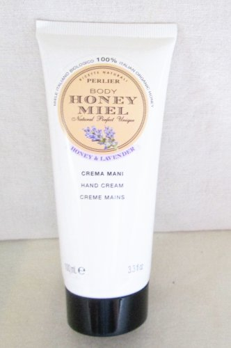 Perlier HONEY LAVENDER Hand Cream 3.3 oz