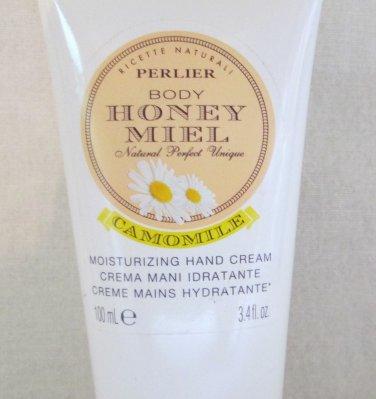 Perlier HONEY CAMOMILE Hand Cream 3.4 oz