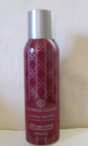 Colonial Candle Room Spray ~HOLIDAY SPARKLE~ 4 oz